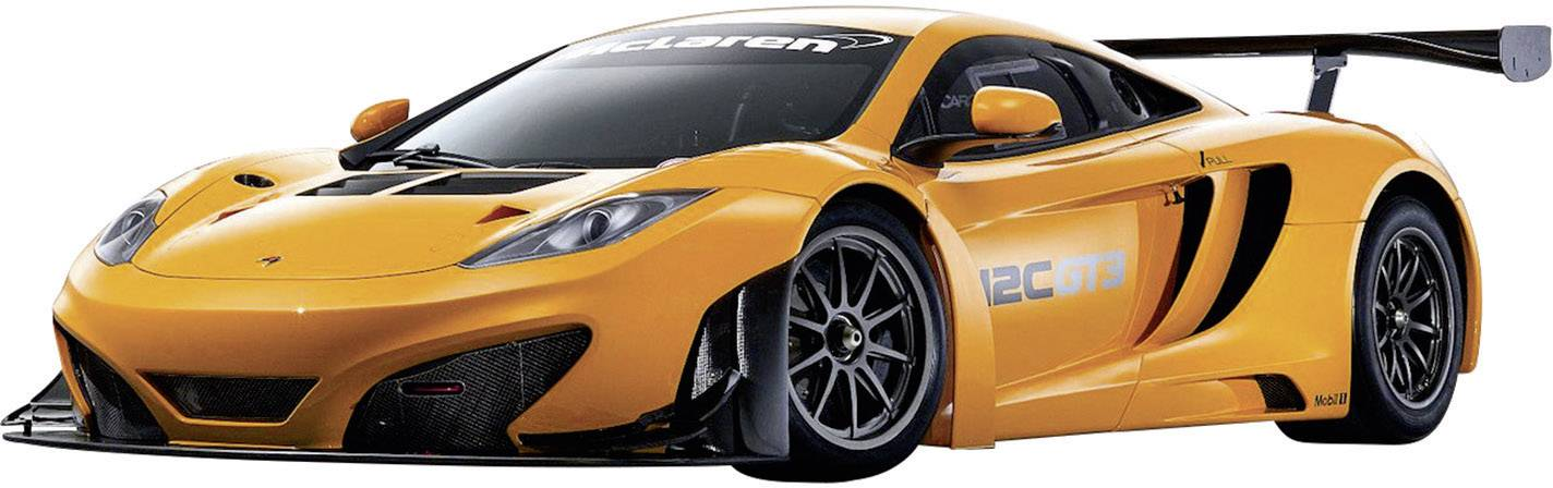 RC model auta cestný model MaistoTech McLaren MP4-12C GT3 581145, 1:24