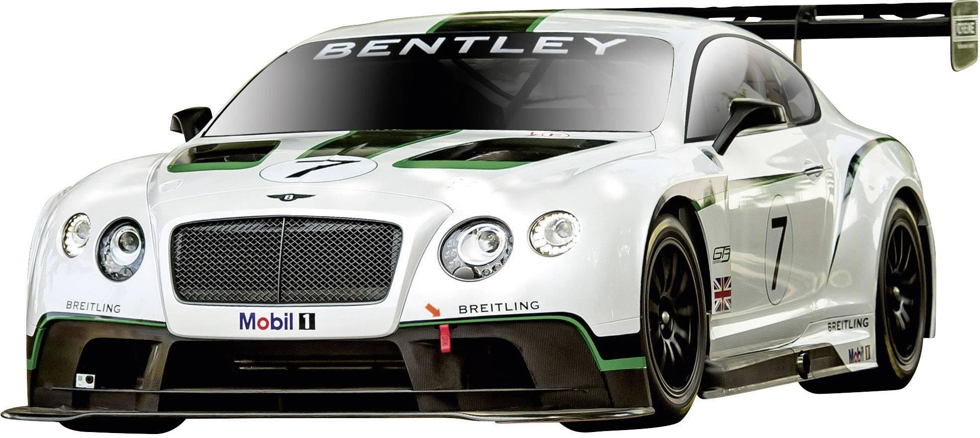 RC model auta - elektrický silniční vůz MaistoTech Bentley 1:24, 581147 Bentley GT3