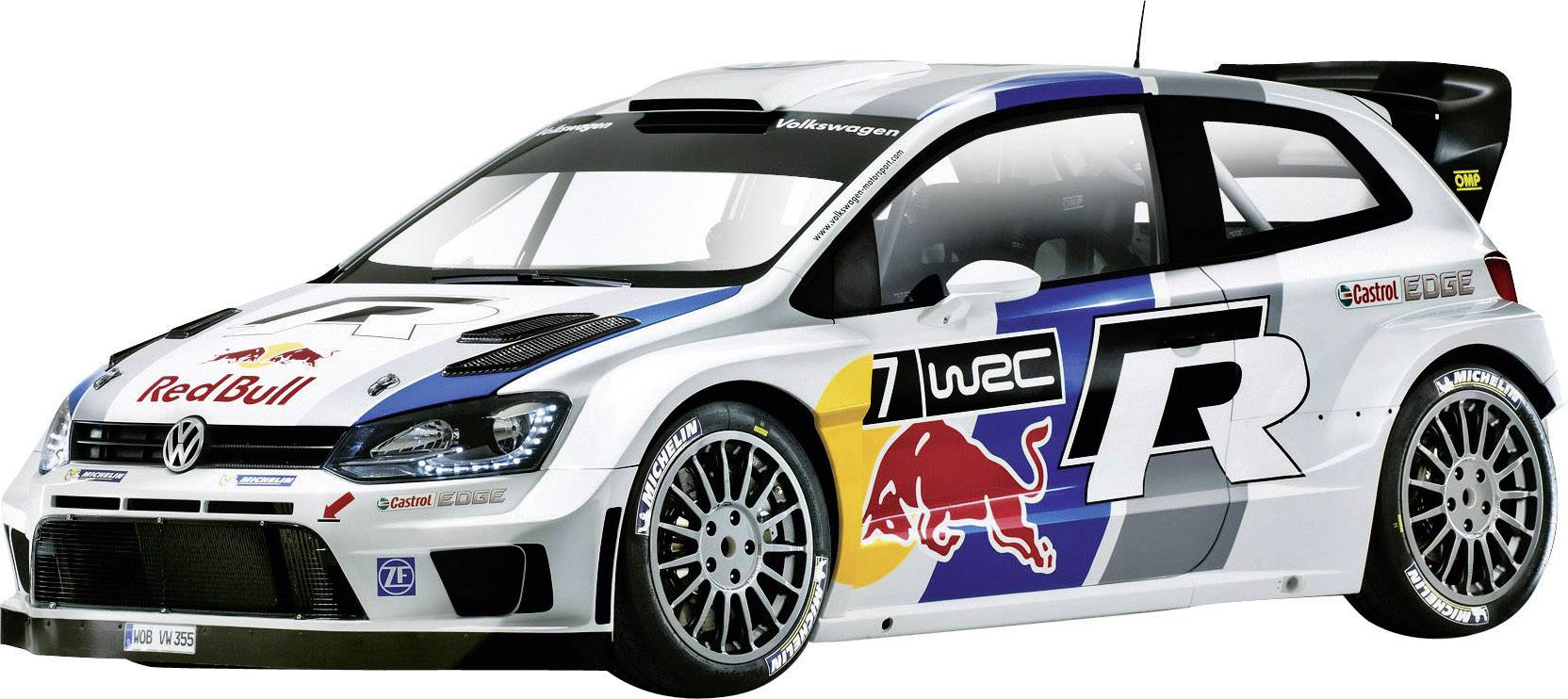 RC model auta MaistoTech VW Polo Red Bull 581148, 1:24