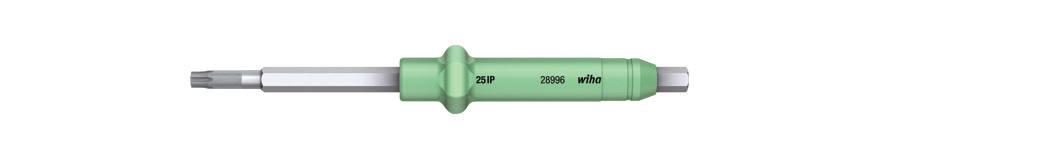 TORX Plus vyměnná čepel šroubováku Wiha Torque-Tplus TORX PLUS 2899 28744, 130 mm