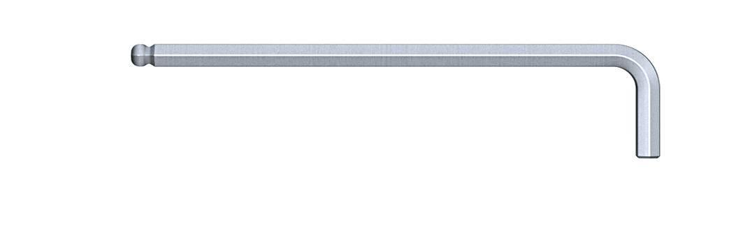 Inbus zahnutý skrutkovač Wiha Ball end hex SB 369 08168, 8 mm