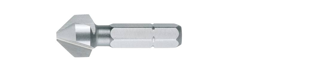 "Záhlubník HSS Wiha 7806 27894, 1/4"" (6,3 mm), 10.4 mm, 1 ks"