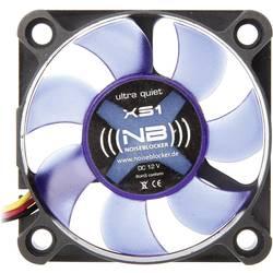 PC větrák s krytem NoiseBlocker BlackSilent XS1 (š x v x h) 50 x 50 x 10 mm