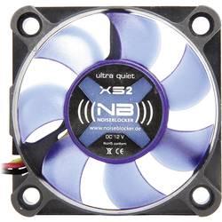 PC větrák s krytem NoiseBlocker BlackSilent XS2 (š x v x h) 50 x 50 x 10 mm