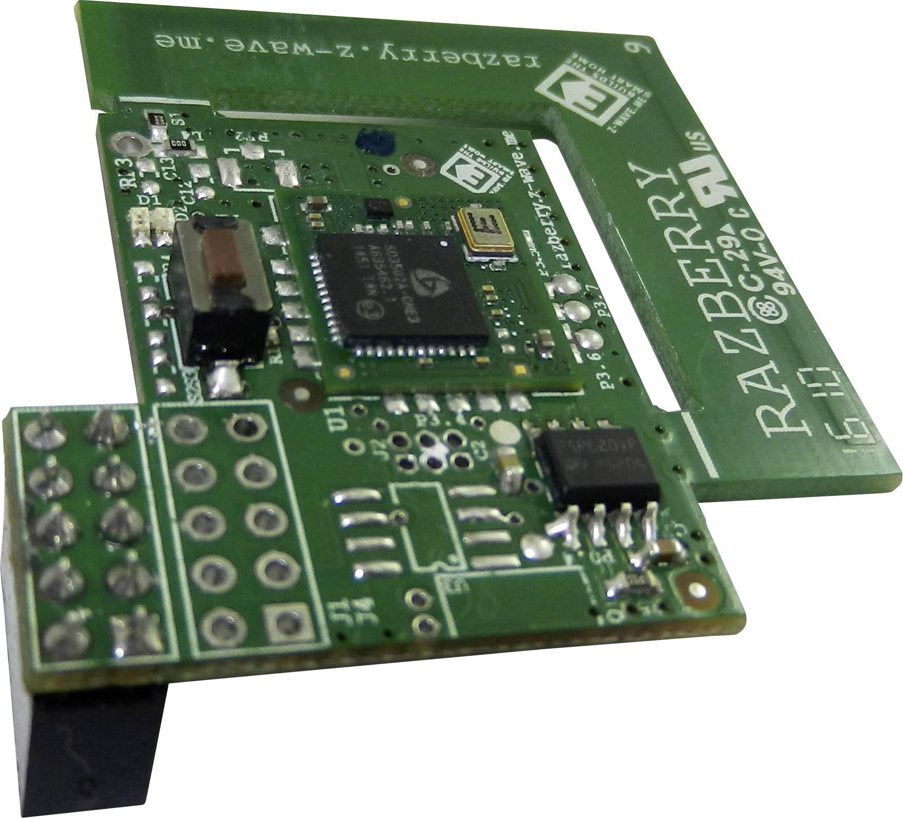 Rozšiřující deska Z Wave pro Raspberry Pi