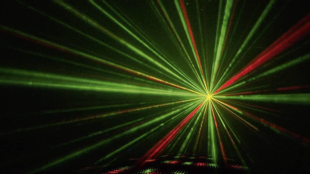 Laserový svetelný efekt Laserworld EL-100RG IR