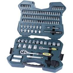 """Sada nástrčných klíčů M98415, 1/4"""" (6,3 mm), 1/2"""", 115dílná"""