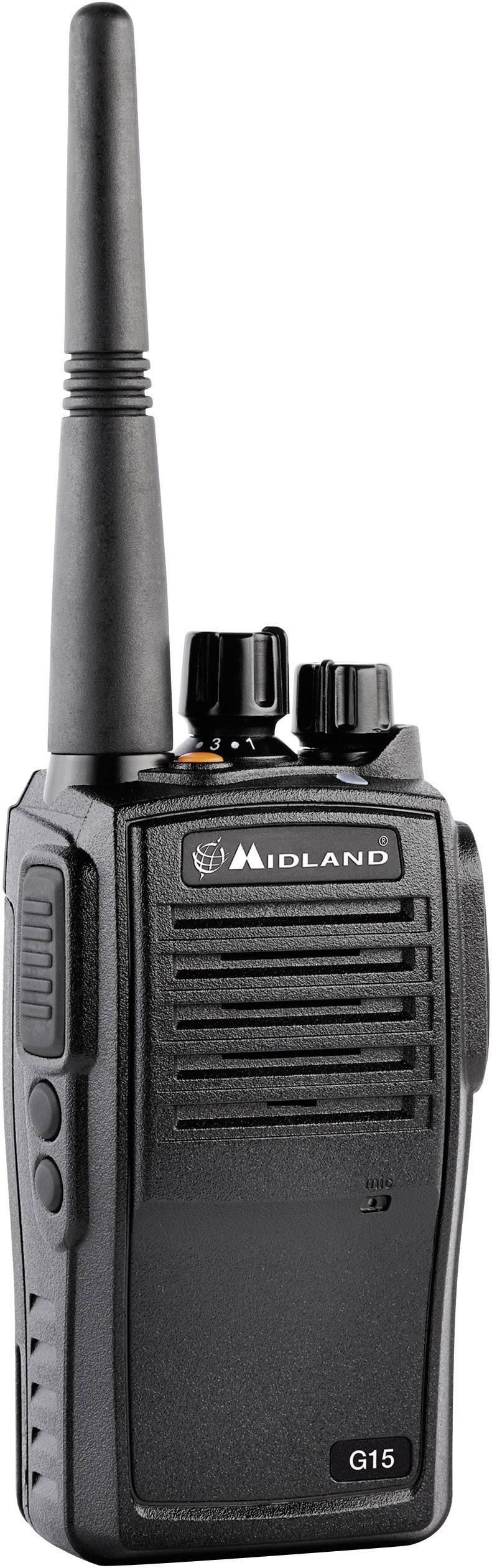 PMR rádiostanica/vysielačka Midland G15 C1127