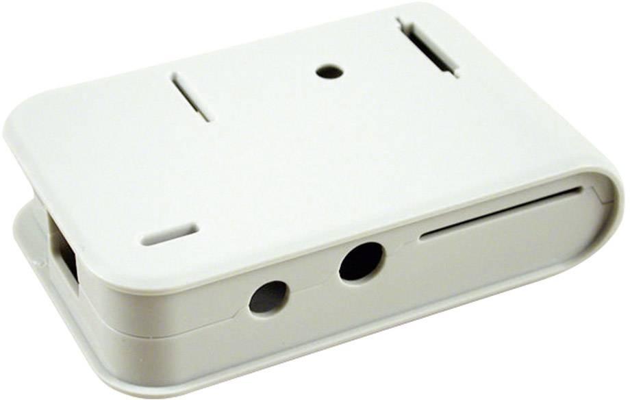 Kryt pro Raspberry Pi® Hammond Electronics 1593HAMPIGY, šedá