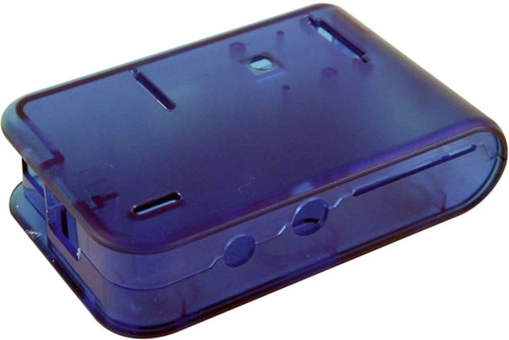 Kryt pro Raspberry Pi® Hammond Electronics 1593HAMPITBU, modrá