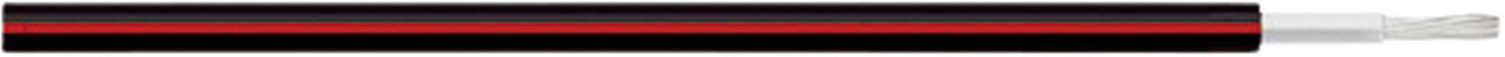 Fotovoltaický kabel ÖLFLEX® SOLAR XLR-R 1 x 2.50 mm² černá, červená LappKabel 0023390 500 m