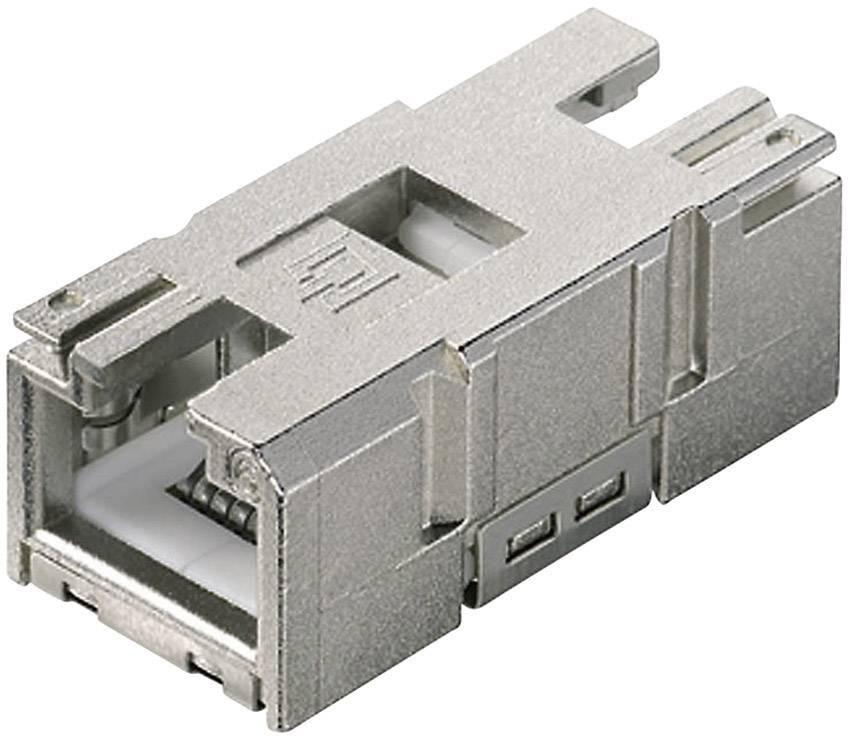 RJ45 konektor Telegärtner J80029A0010 - spojka, rovná RJ45 1 ks