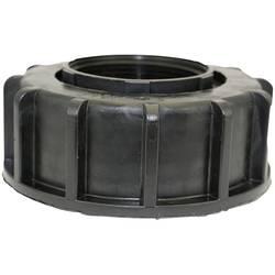 Dvoudílné víko pro plastové nádrže SecuTech 71040 + 71044, černá