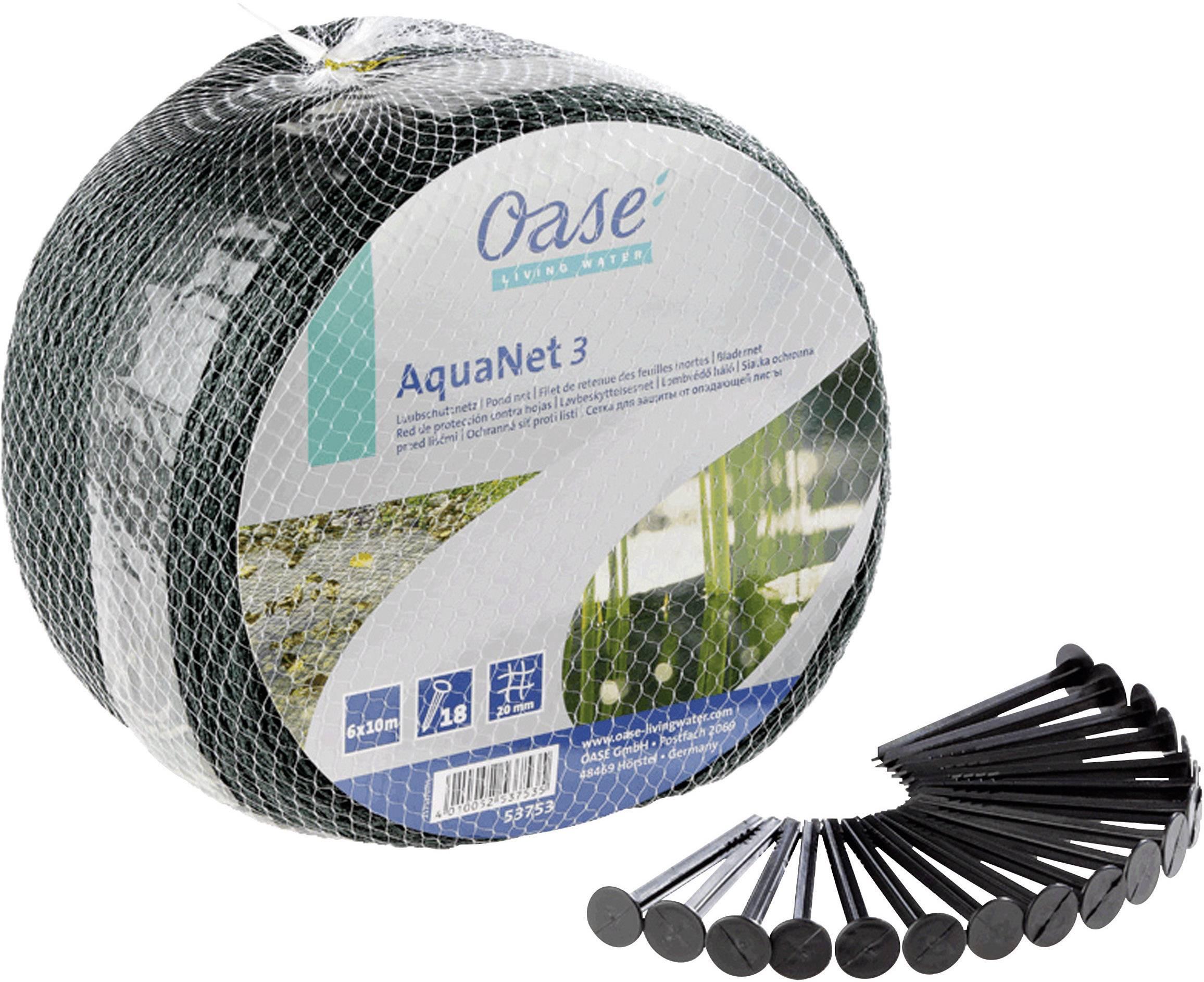 Oase 53753 Jezírková síťka AquaNet 3 / 6 x 10 m