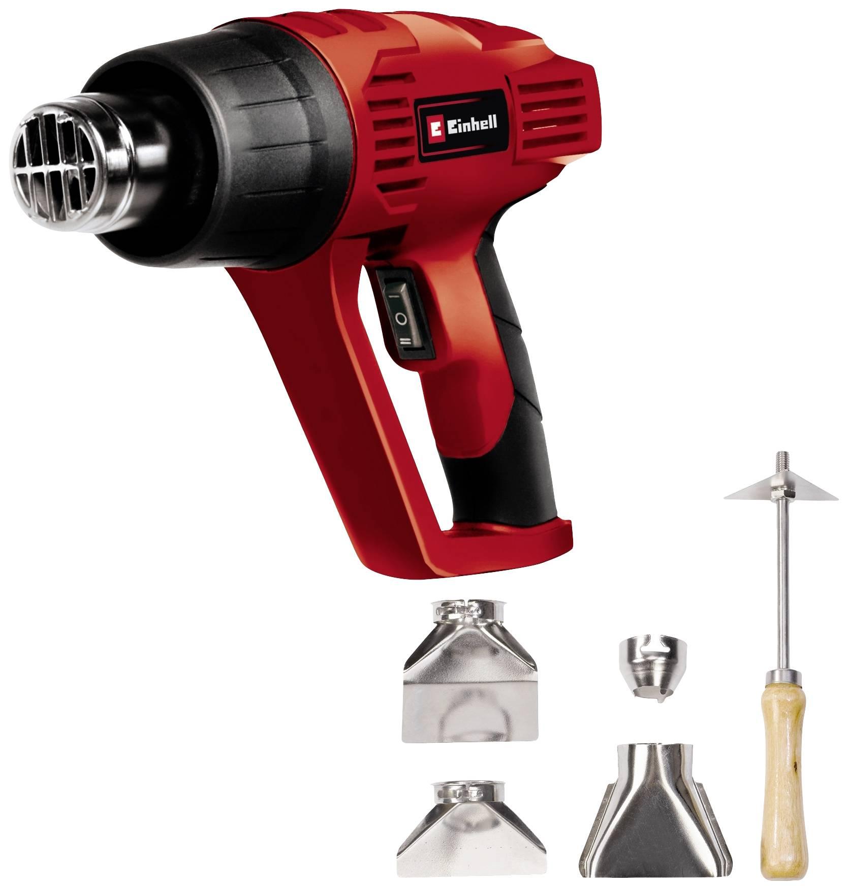 Teplovzdušná pištoľ Einhell TH-HA 2000/1 4520179, 2000 W, 350 °C, 550 °C