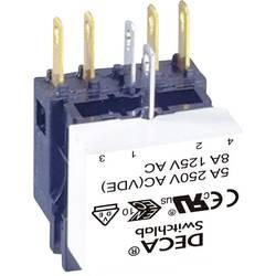 Spínacie kontaktné teleso DECA ADA16-B, 1 rozpínací, 1 spínací, 250 V/AC, 1 ks