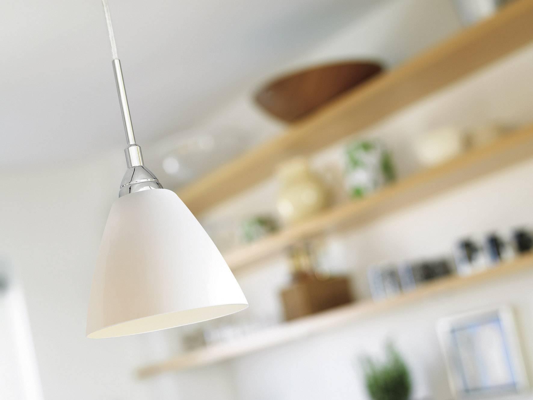 Závesné svietidlo halogénová žiarovka, LED Nordlux Read 14 73153010, E14, 40 W, biela