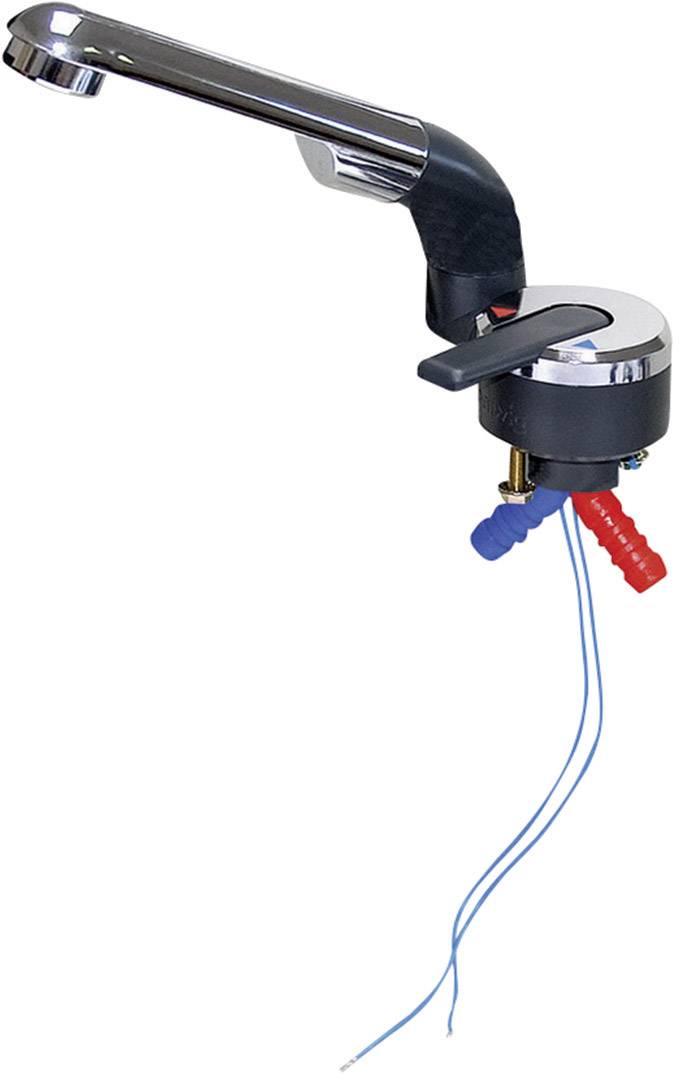 Páková směšovací baterie Barwig Perfect Automatik, antracit/chrom (20000-630)