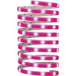 Sada dekorativního LED pásu Paulmann YourLED, 3 m, růžová (70507)