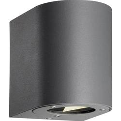 Venkovní nástěnné LED svítidlo Nordlux Canto 77571010, 2x 3 W, šedá