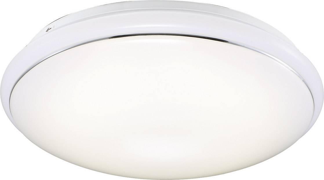 LED stropní svítidlo Nordlux Melo 34, 12 W, Vnější Ø 34 cm, teplá bílá, bílá