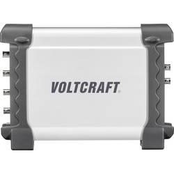 USB, PC osciloskop s generátorom funkcií VOLTCRAFT DSO-2064G, 70 MHz, 4-kanálová