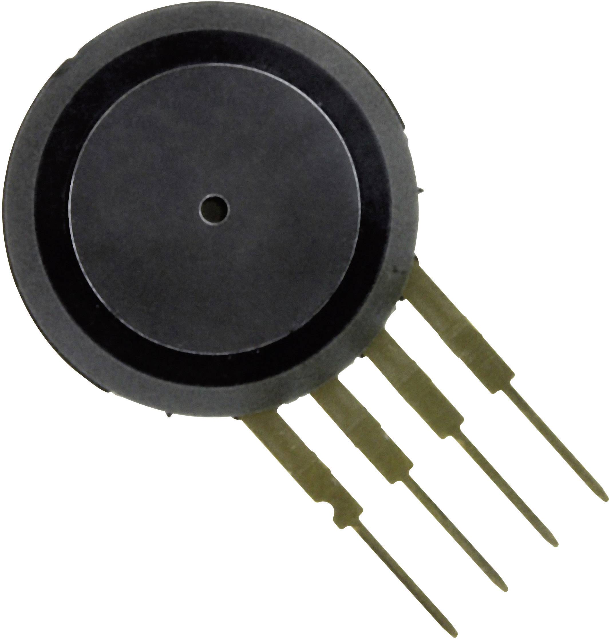 Senzor tlaku NXP Semiconductors MPX10D, 0 kPa až 10 kPa, do DPS