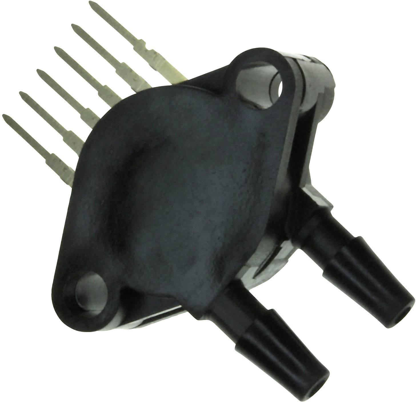 Senzor tlaku NXP Semiconductors MPX5010DP, 0 kPa až 10 kPa, do DPS
