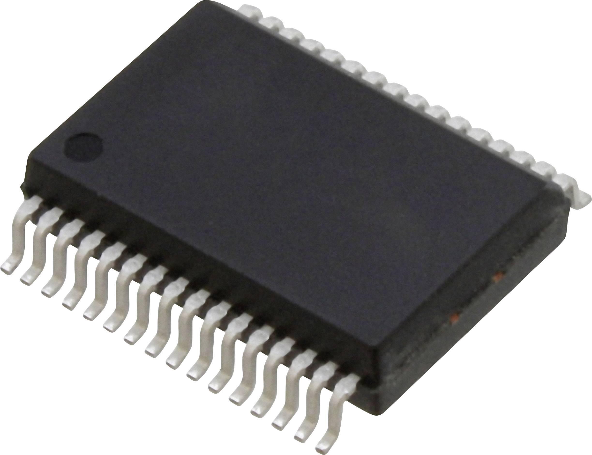 PMIC spínač distribuce výkonu, Load Driver NXP Semiconductors MCZ33996EK low-side SSOP-32
