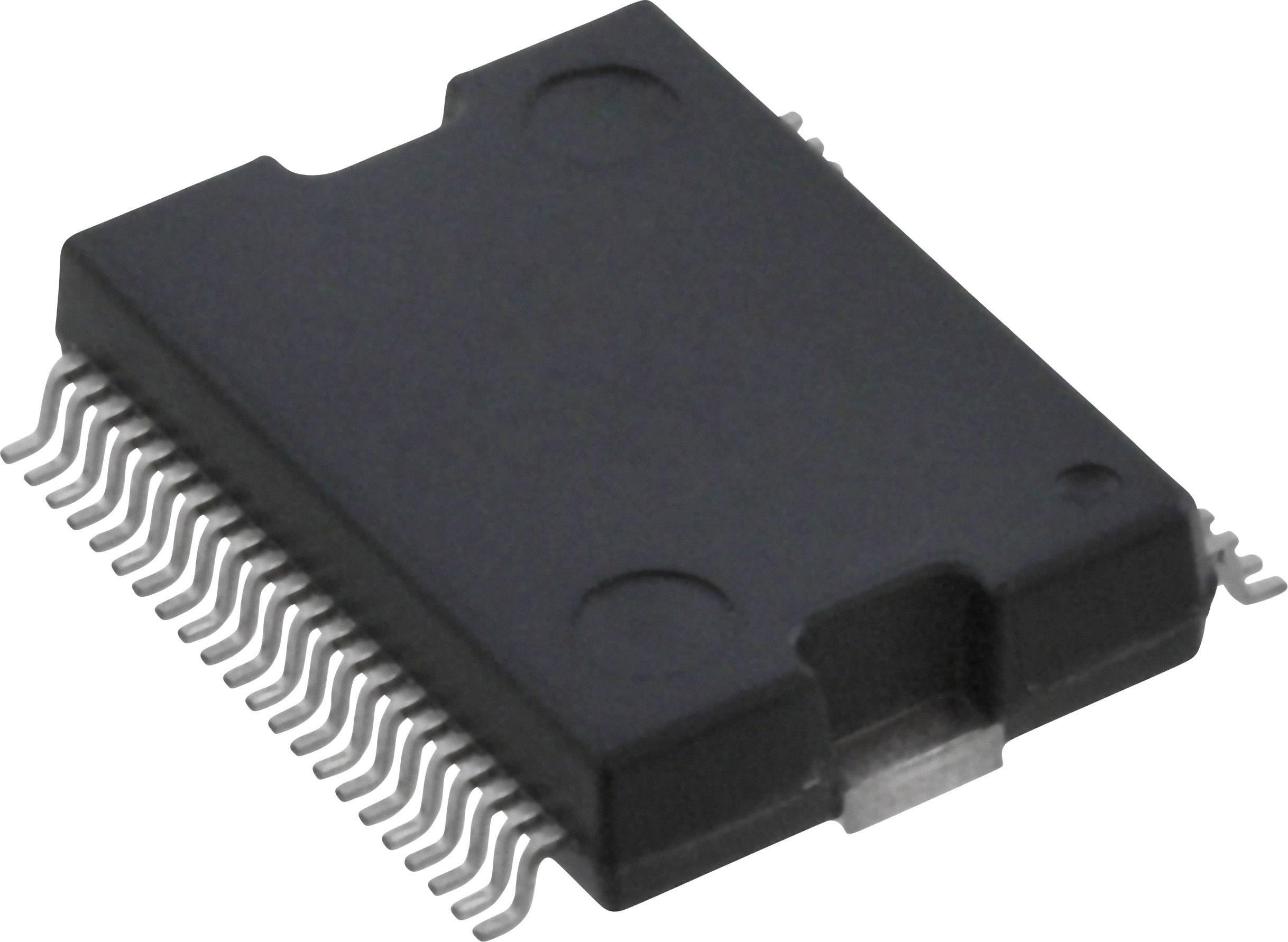 PMIC řízení motoru, regulátory NXP Semiconductors MC33932VW, poloviční můstek, Parallel, HSOP-44