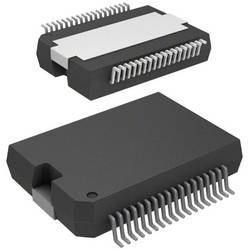 PMIC ovládanie motora, regulátory Infineon Technologies BTM7752G, polovičná mostík, Parallel, DSO-36
