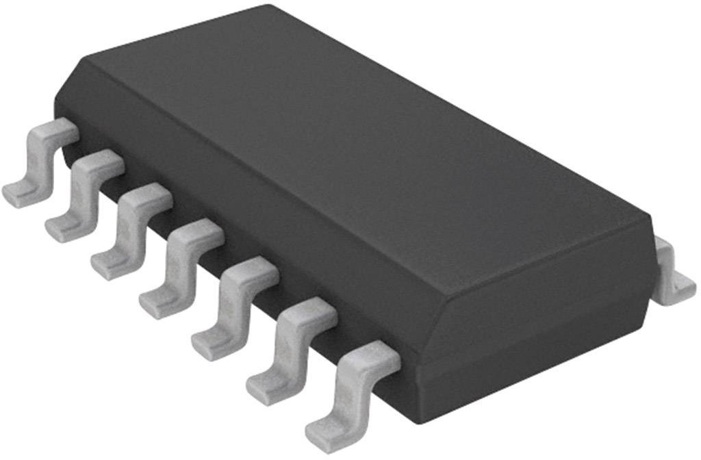 Napěťový regulátor- lineární Infineon Technologies TLE4262GM, PG-DSO-14 , pozitivní, pevný, 150 mA