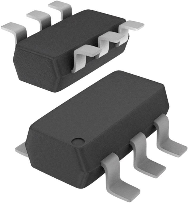 PMIC LED radič Infineon Technologies BCR 402U E6327, SC-74-6