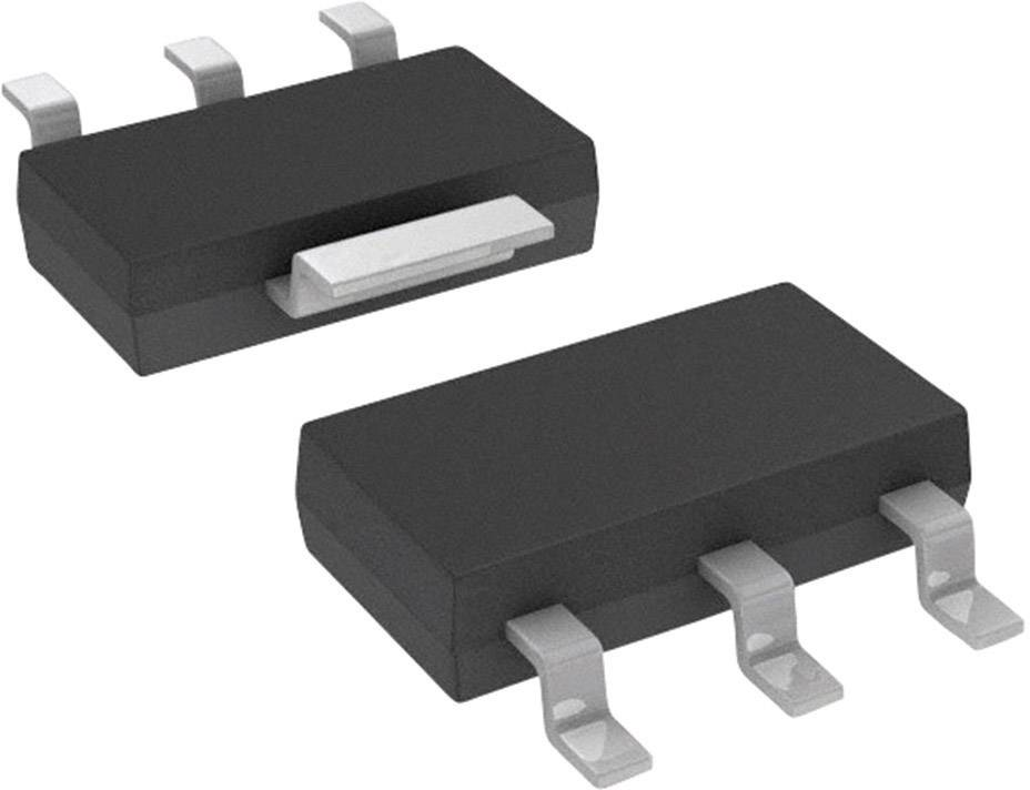 Tranzistor MOSFET DIODES Incorporated ZXMN4A06GTA, 1 N-kanál, 2 W, SOT-223