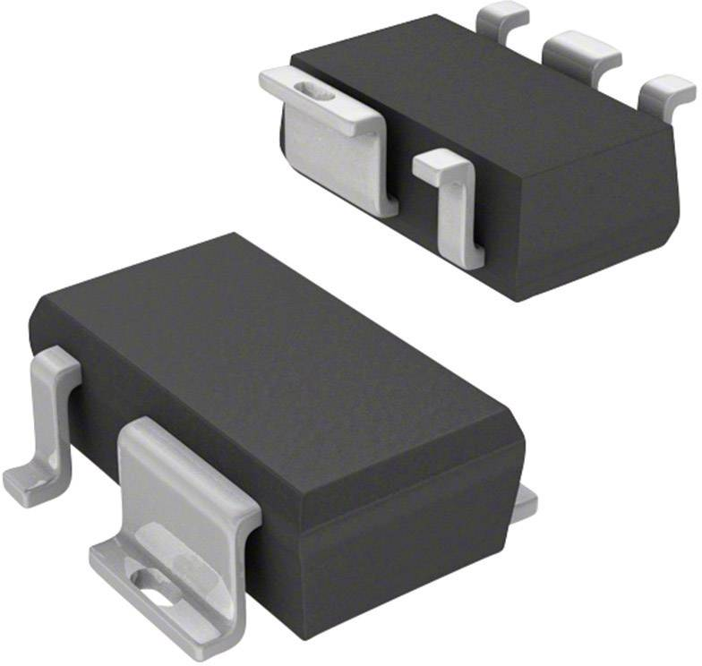 Napäťový regulátor- lineárny Infineon Technologies TLE4296-2G V33, 30 mA