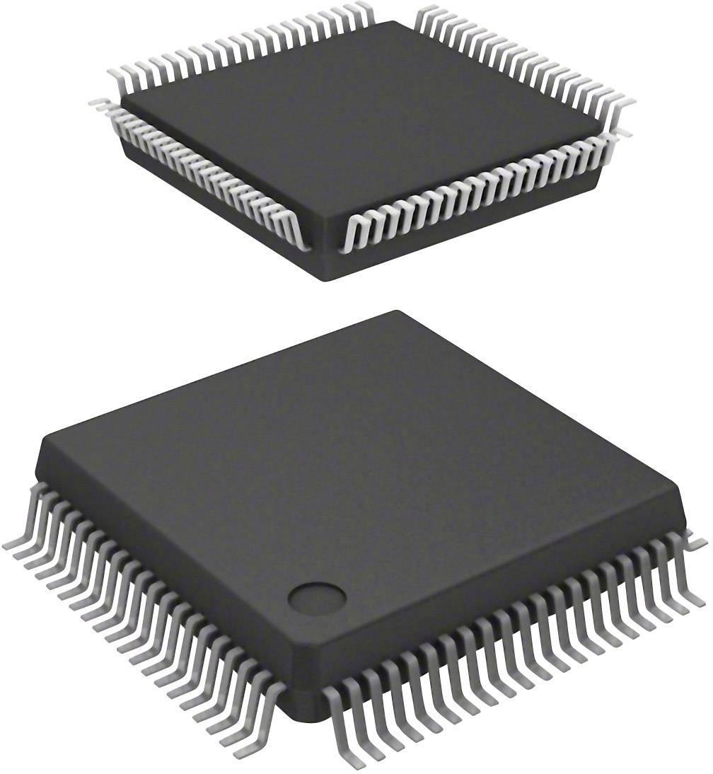 Mikroradič Infineon Technologies SAF-C515C-8EM CA, MQFP-80 (14x14), 8-Bit, 10 MHz, I/O 49