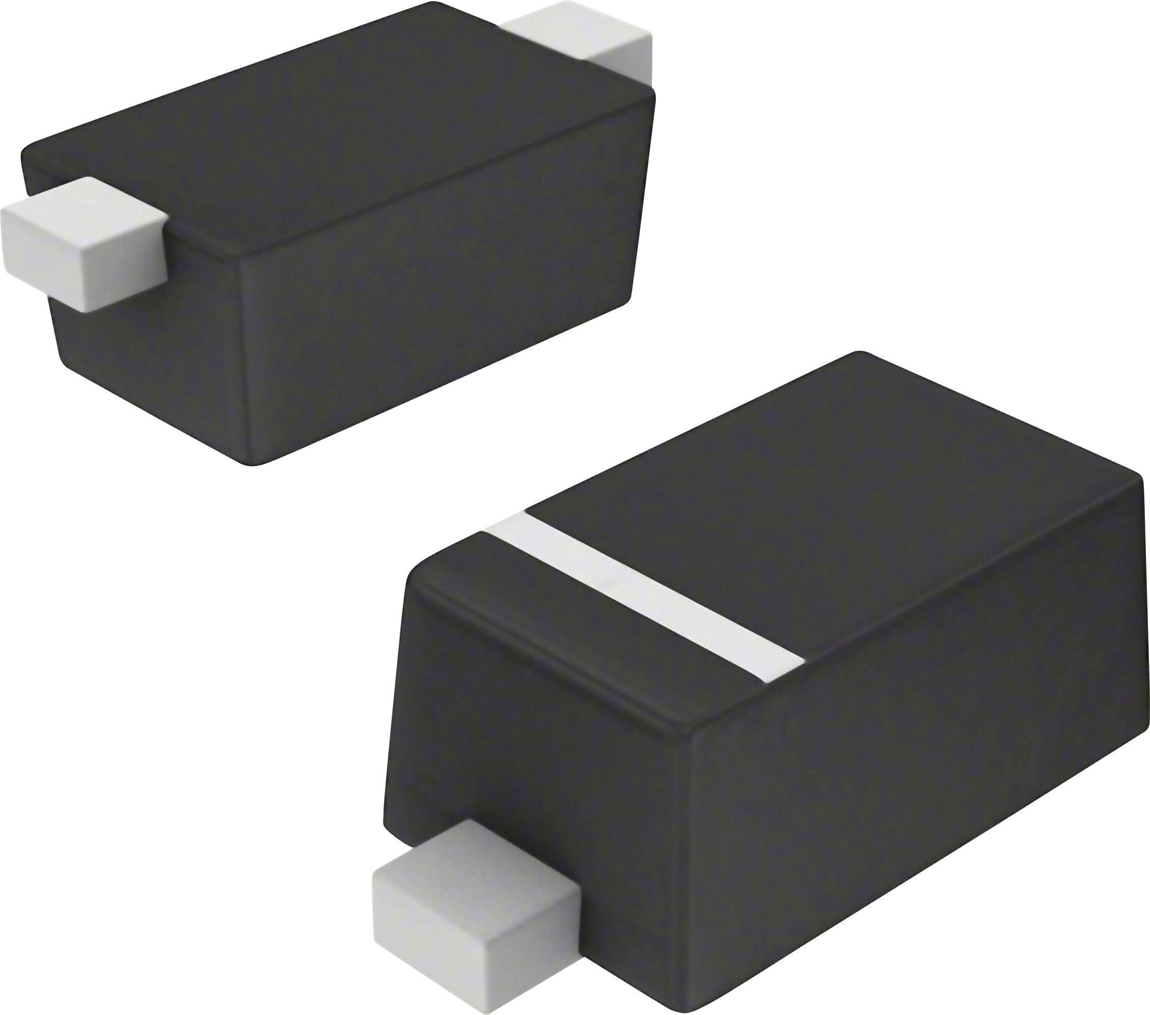 TVS dioda Vishay VESD12-02V-G-08, SOD-523 , 14 V, 25 W