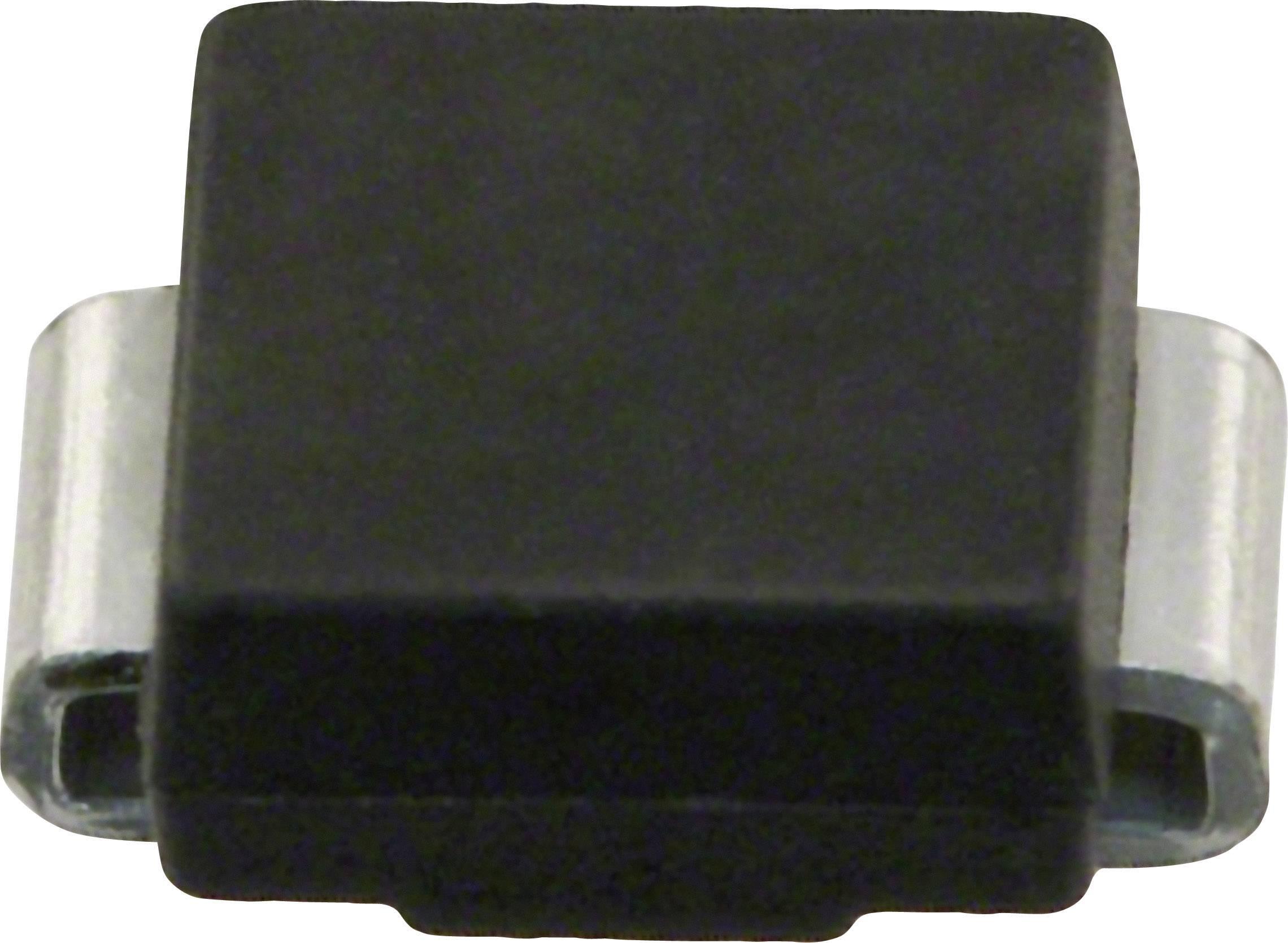 TVS dioda Vishay SMBJ5.0CA-E3/52, DO-214AA , 6.4 V, 600 W