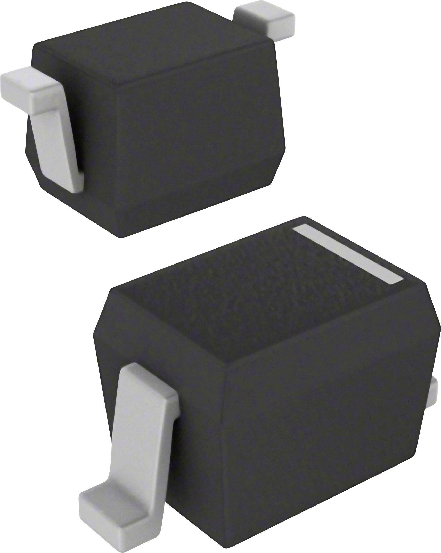 VF Schottkyho dióda - usmerňovač Infineon Technologies BAT15-03W, 110 mA, 4 V