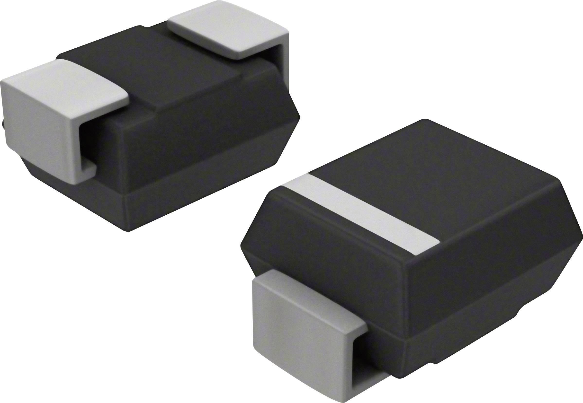 Schottkyho usmerňovacia dióda Diotec SK16, 1 A, 60 V
