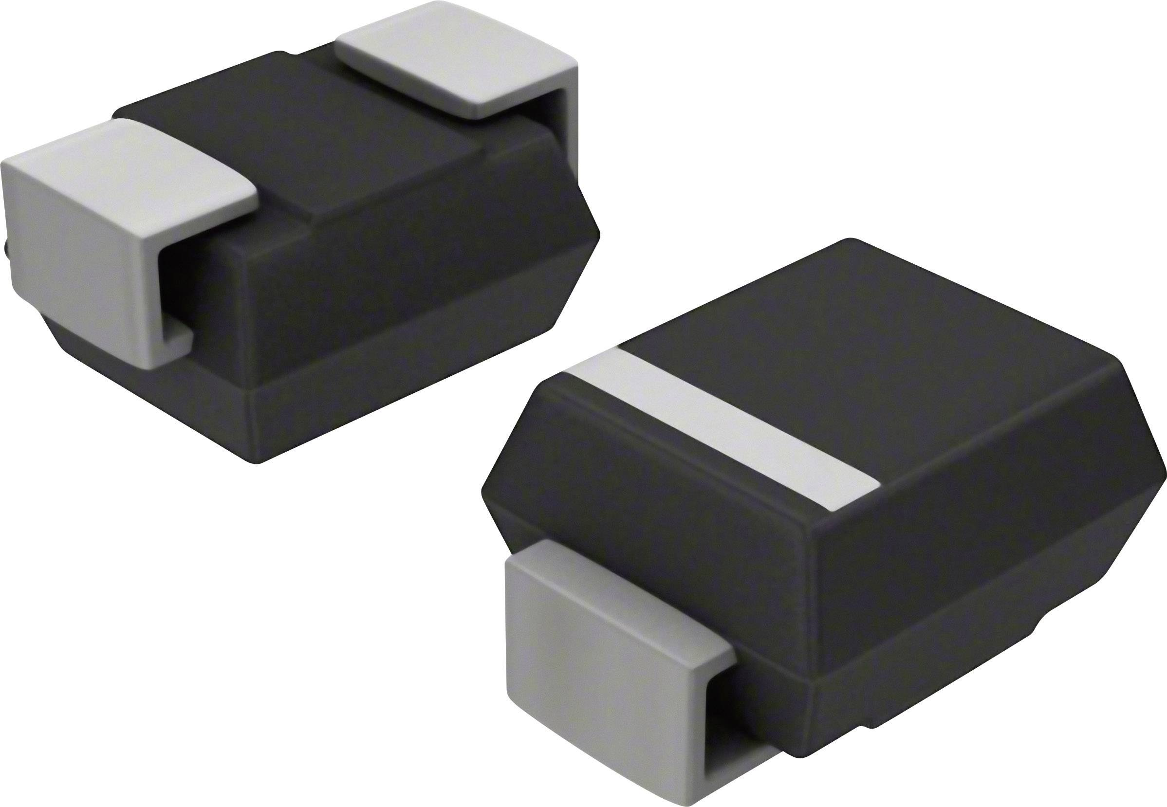 TVS dióda Vishay SMAJ28CA-E3/61, DO-214AC, 31.1 V, 400 W