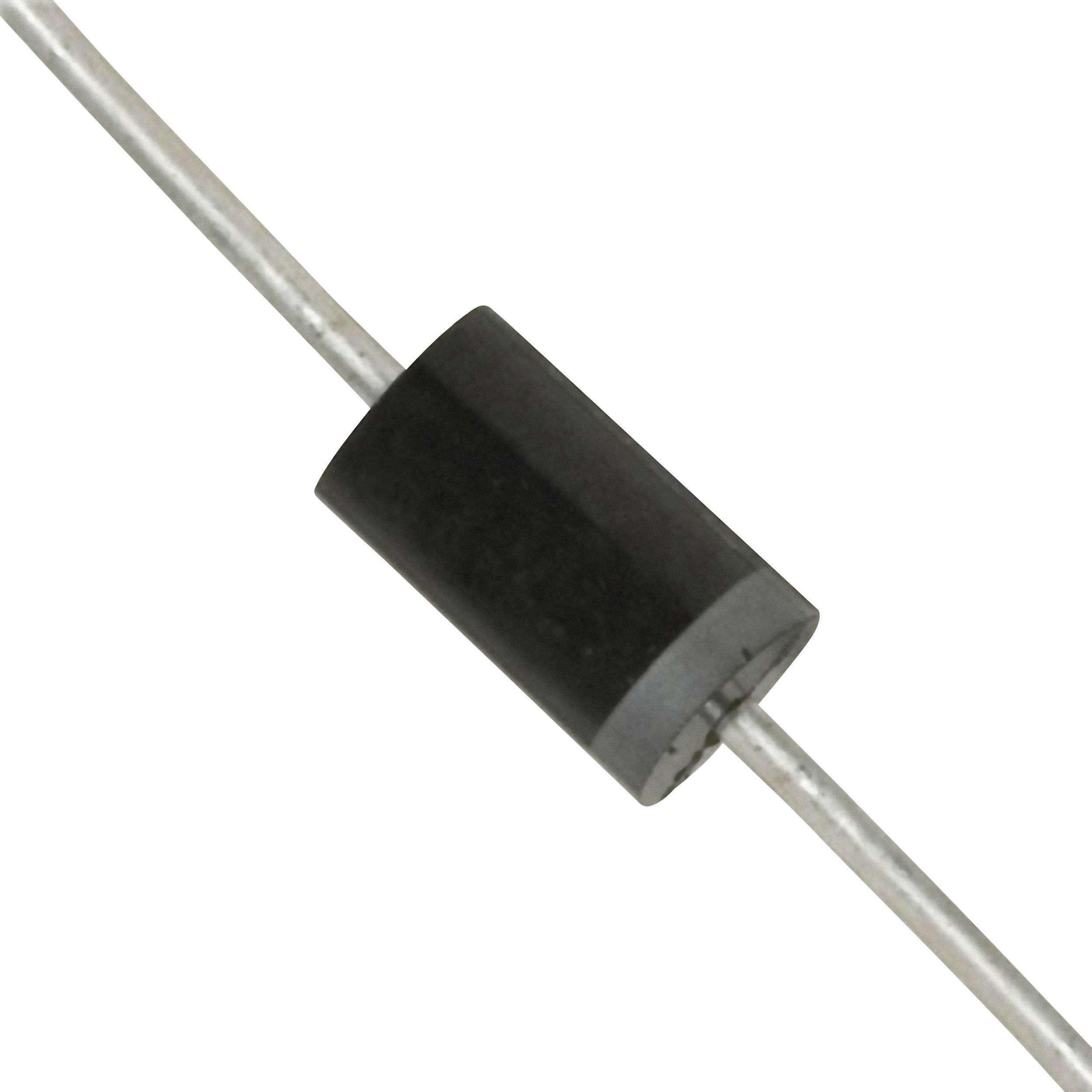 TVS dioda STMicroelectronics 1.5KE220A, DO-201 , 209 V, 1.5 kW