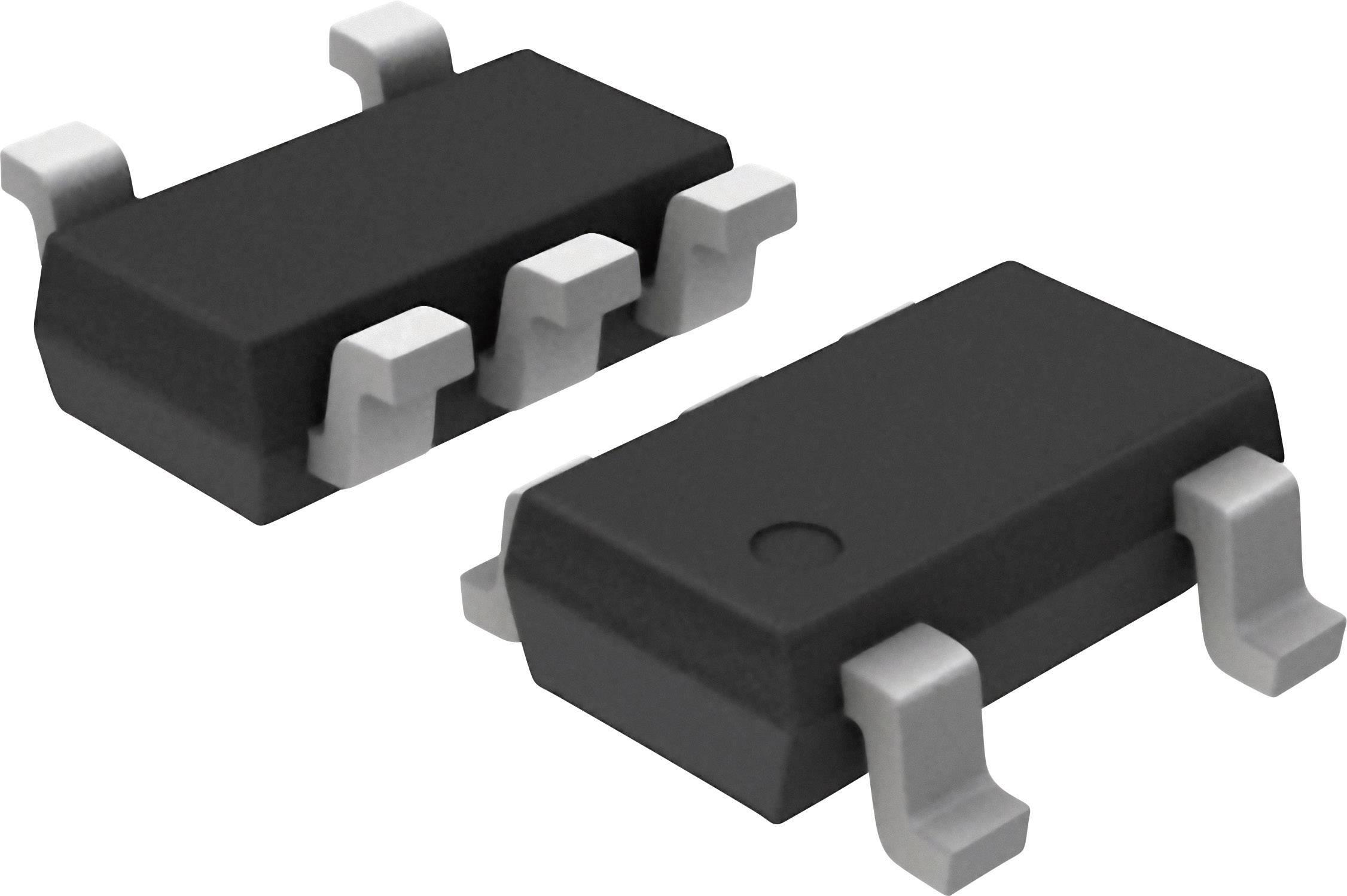 TVS dióda STMicroelectronics 3V 2CH ESDA5V3LY SOT-23-3L STM
