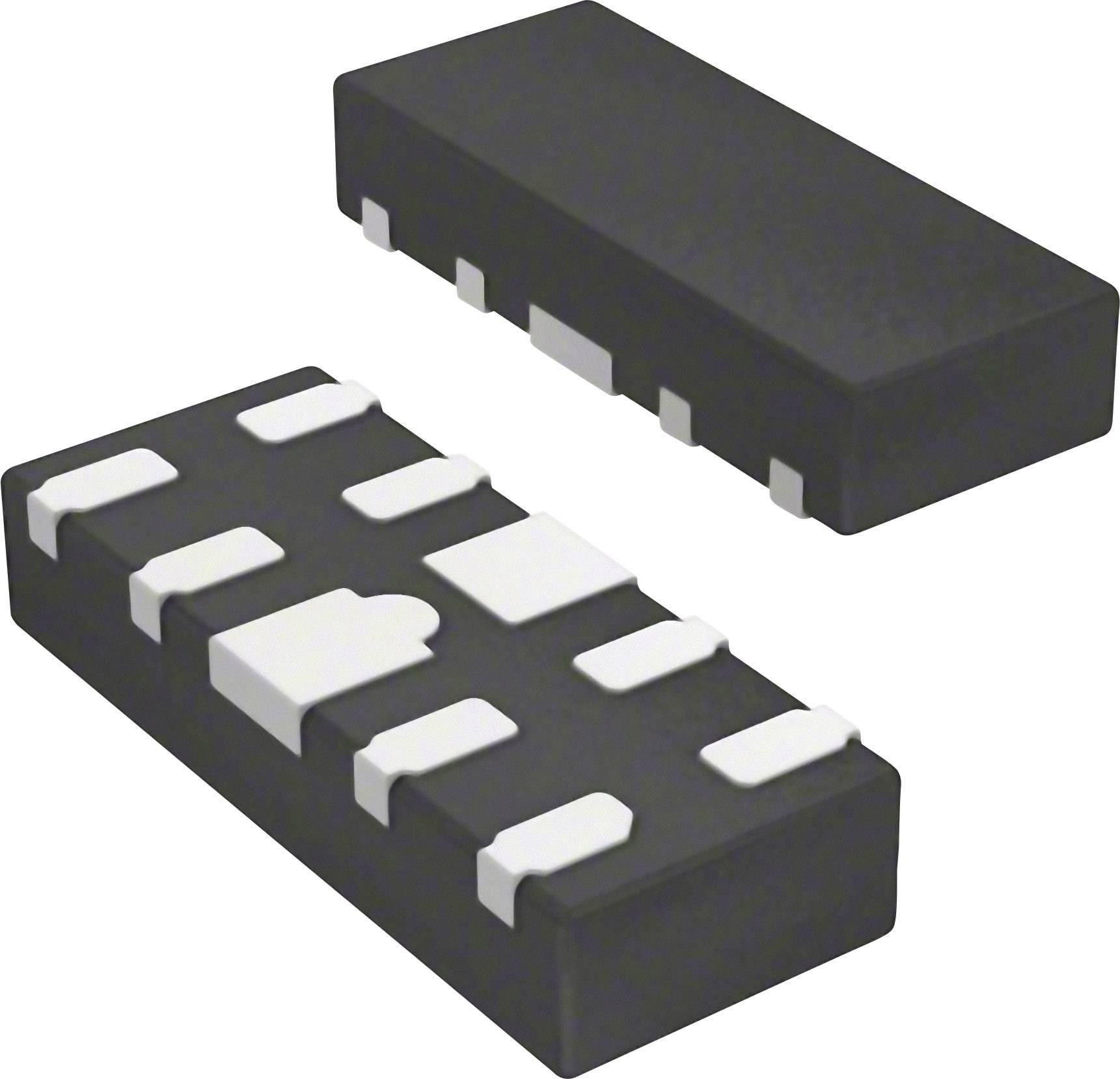 TVS dióda STMicroelectronics 3V 4C HSP061-4M10 UQFN-10L STM