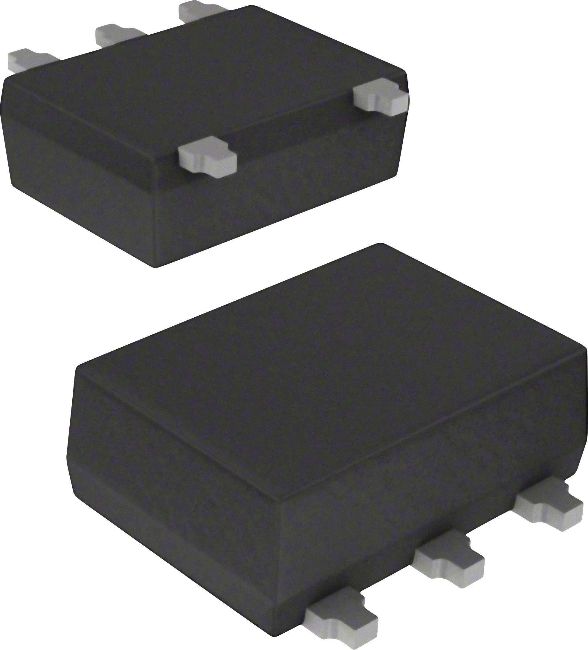 Transil STMicroelectronics QU ESDALC6V1P5 SOT-665 STM