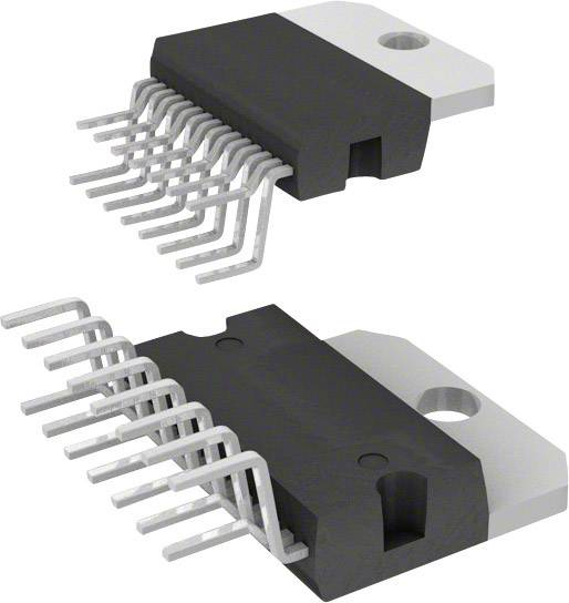 PMIC bridge driver STMicroelectronics L298HN, Multiwatt-15, průchozí otvor