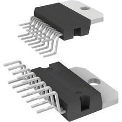 PMIC bridge driver STMicroelectronics L298HN, Multiwatt-15, priechodný otvor