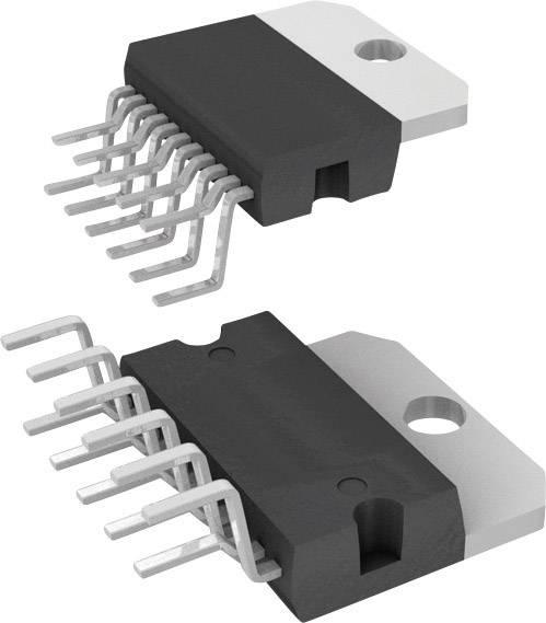 Lineárny IO - operačný zosilňovač STMicroelectronics TDA7265, 2-kanálový (stereo), Multiwatt-11