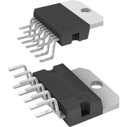 PMIC bridge driver STMicroelectronics L6203, Multiwatt-11, průchozí otvor