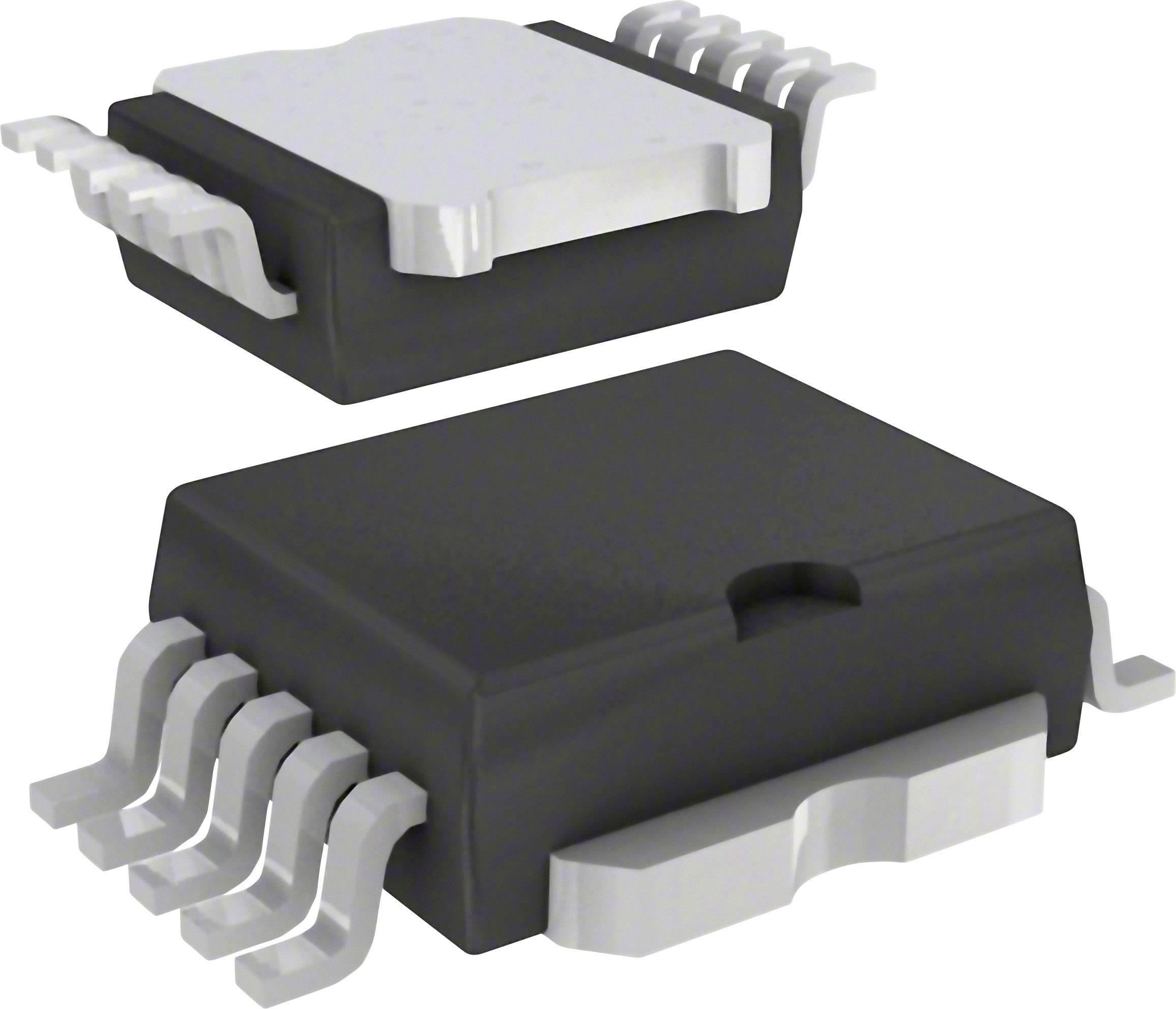 PMICAC/DCmenič,offlineprepínač STMicroelectronics VIPER53ESPTR-E, PowerSO-10